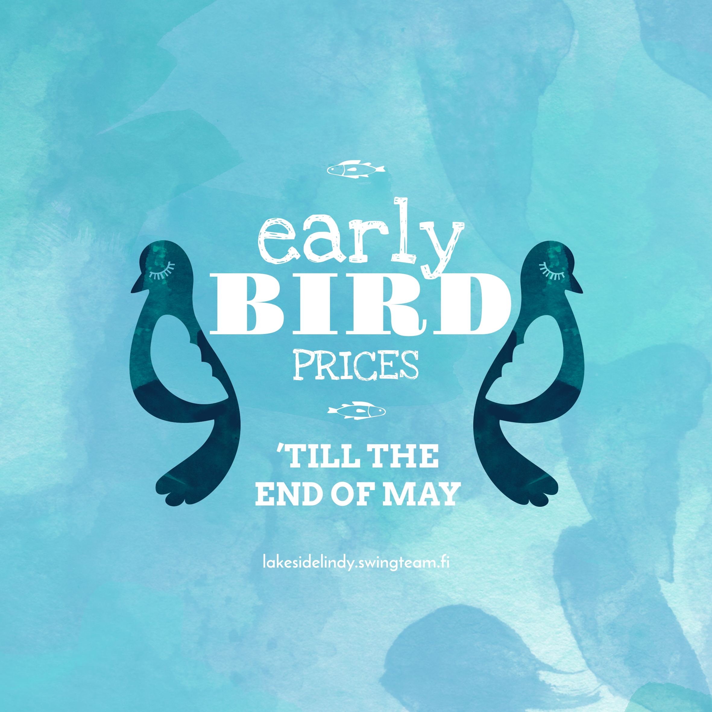 Last week with Early Bird prices!